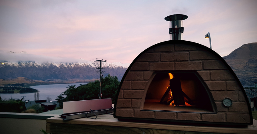 Maximus Prime Woodfired Outdoor Oven